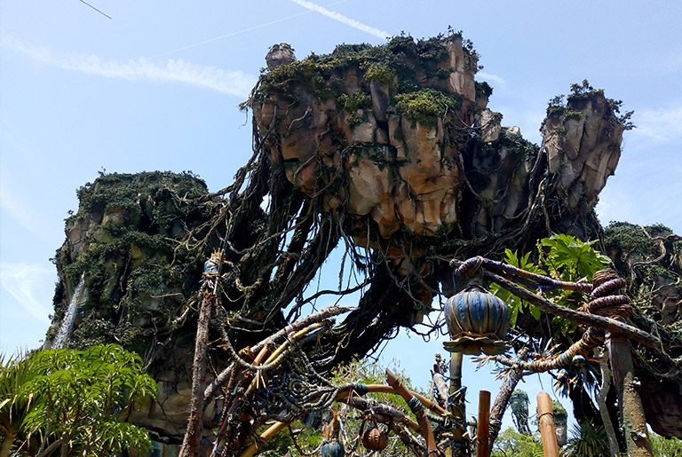 avatar disney orlando pandora animal kingdom